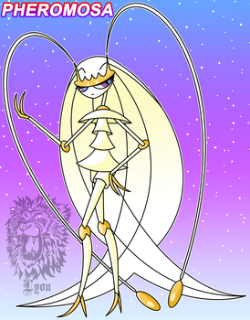 Pheromosa by TheBig-ChillQueen