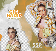 Png Pack 3821 - Gigi Hadid by southsidepngs