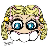 3 teeth - Fairy by Manu-2005