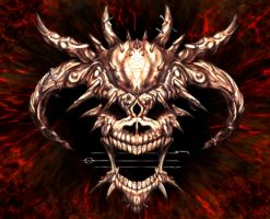 Ode to metal by ghoner
