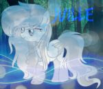 [AT] Juille (W/Background|Effects) by CupcakePieMLPCUTE