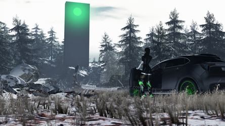 [GMod] Anomaly by Opty-Face