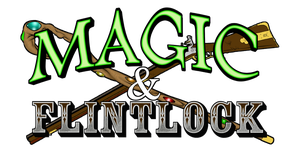 Flintlock And Magic Color by goldbrandonium