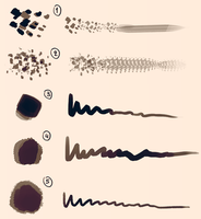 new brushes by Herssian