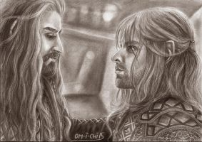 We Are Sons Of Durin by Mitheriel