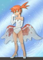 Misty goldeen suit