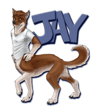Conbadge Commission by SnowKITT by wannabemustangjockey
