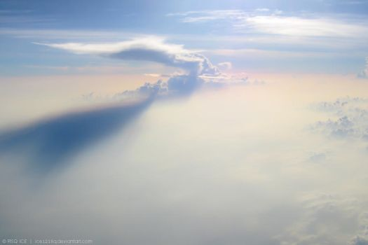 Above the Clouds 2 by ice1215q
