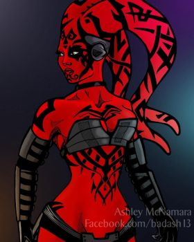 Darth Talon by badash13