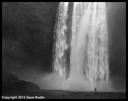 The Power of Nature, Iceland, 2013 by DaveR99