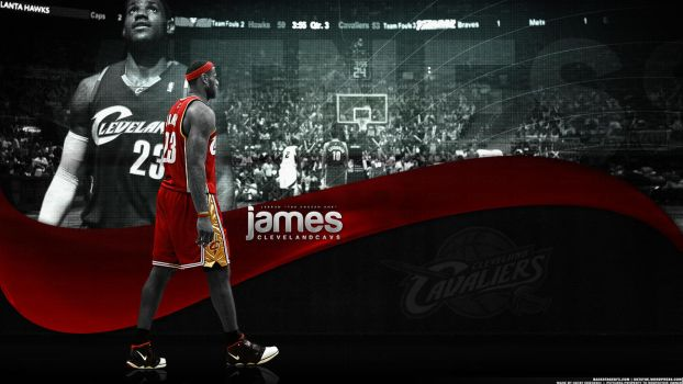 LeBron James by kty-3