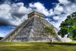 The Pyramid of Kukulcan by dx
