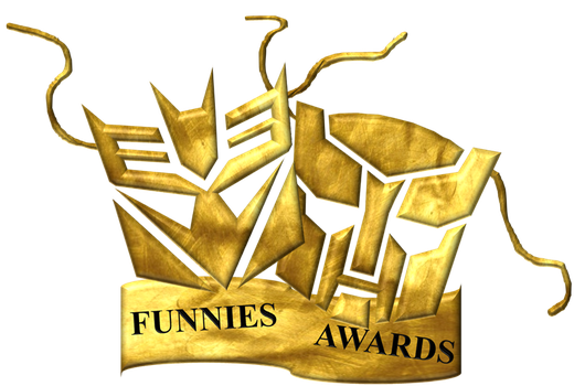 The Funnies Awards 2018 Logo by defender2222