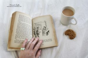 Stories and Tea by Spannie123