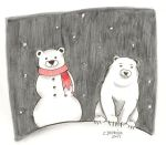 Snowbears by Cirprius