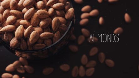 Almonds by RCART98