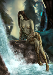 DAO: Lady of the Forest by R-Aters