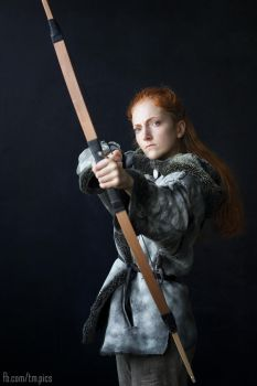 Ygritte [Game of Thrones] by cuppacoffeeplease