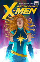 Astonishing X-Men Cover by Lightengale