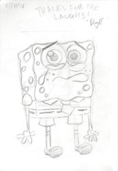 Tribute to Stephen Hillenburg by DarylT