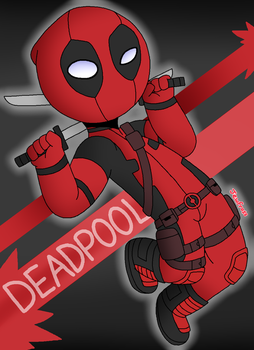 Deadpool Can Stab Me Anytime by Jewfross