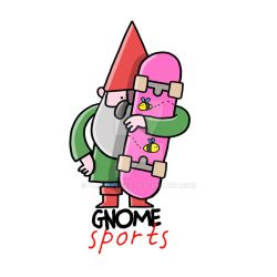 Gnomessports by ajarofbees