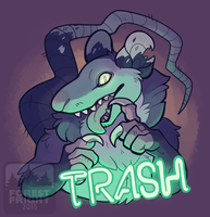 TRASH by ForestFright