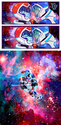 Lost in Space by TaffyDesu