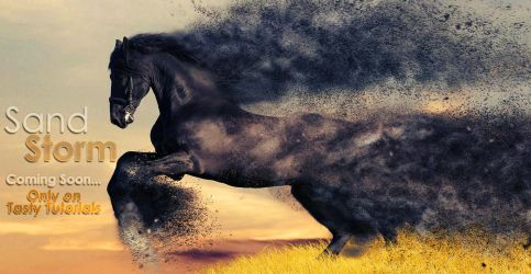 SandStorm Ps Action by AFZAALKIAMKHANI