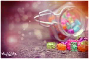 Colour Burst by Clerdy