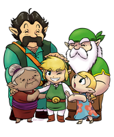 Family Link by SoVeryUnofficial
