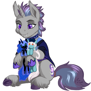 YCH Commission - Verlo Streams by Amarynceus