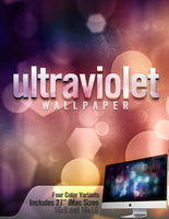 Ultraviolet - Wallpaper by spud100