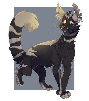 Finchpaw - Commission by WeHaveCandy