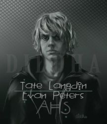 Tate (American Horror Story S1) by Diddha