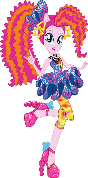 Update April By Icantunloveyou On DeviantArt - Rockin hairstyles dolls