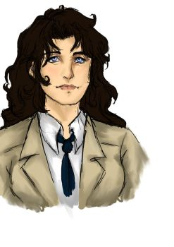 Fem Cas - Realistic attempt by Little-Tuss