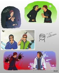 Delsin-and-Connor by Dayz26