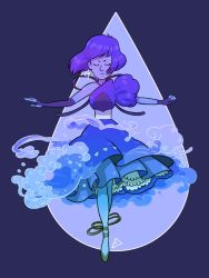 Lapis - Lonely Sonata by AnimaProject