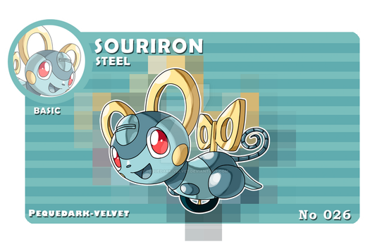 026: SOURIRON by PEQUEDARK-VELVET