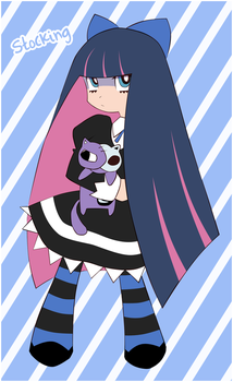 Stocking by keterok