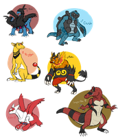 Pokemon team