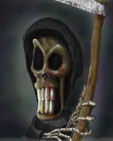 Greg the Grim Reaper by DFonzie