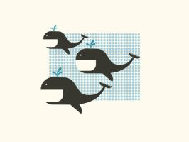 the whales by madebychipmunk