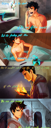 Heroes of Olympus-How far We've come by viria13