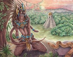 The Jungle Guardian by Art-of-Sekhmet