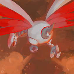 Skarmory by crayon-chewer