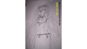 Luka megurine - drawing by Yoe-Chan