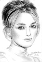 Keira Knightly by Viktalon