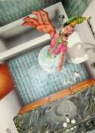 Down the Toilet by geminii23